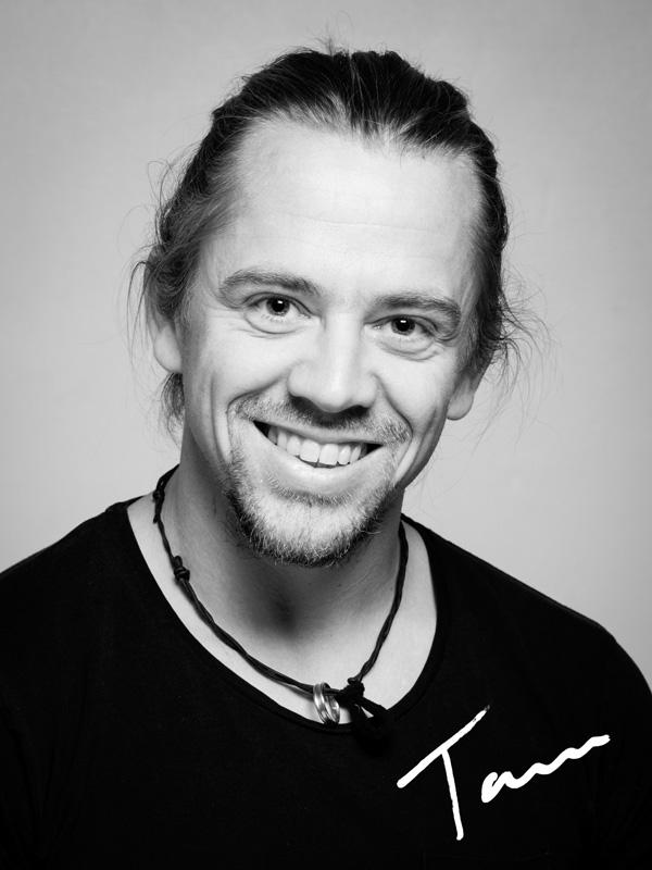 Portrettbilde av Tom Knudsen